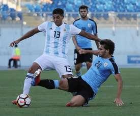 Argentina saca el billete para el Mundial a costa de Uruguay