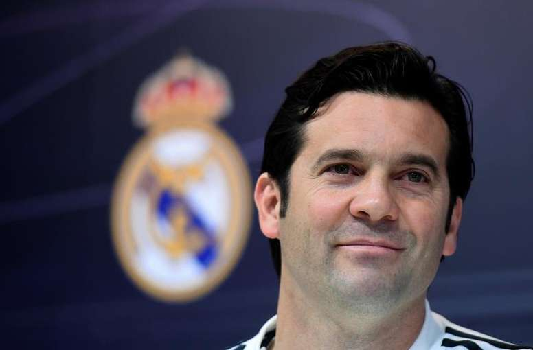 Real Madrid's manager is confident of his sides Champions League chances. EFE