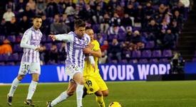 Keko anotó el 1-0 ante la Real Sociedad. EFE