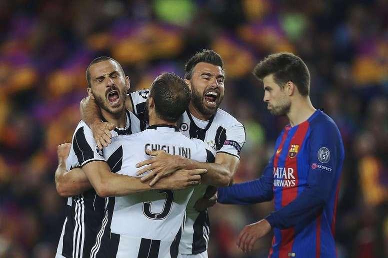 Confía en que estén listos para la cita ante el Atlético. EFE