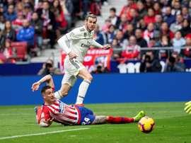 El gesto de Bale, en el punto de mira de LaLiga. EFE