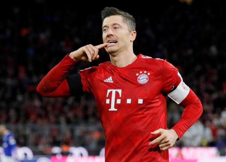 El Bayern se reencontró con la victoria. EFE