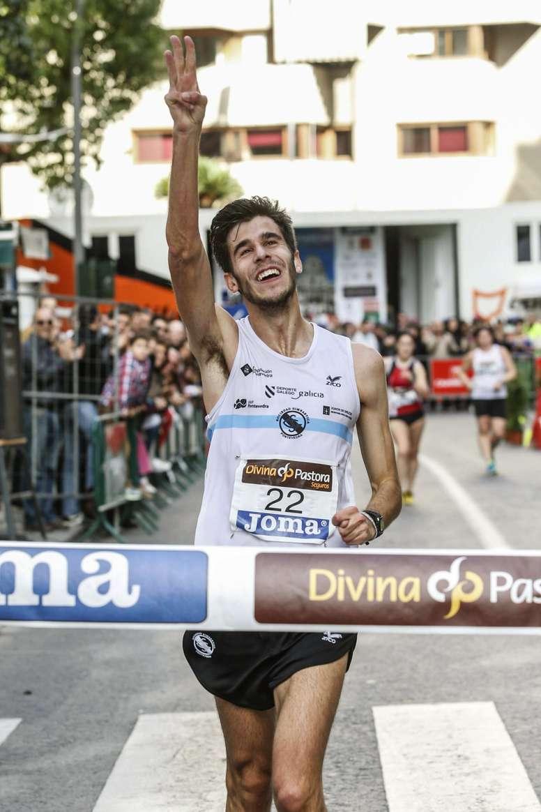El atleta Marc Tur. EFE/Archivo