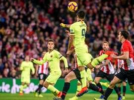 Pareggio tra Atletico Bilbao e Barcellona. EFE