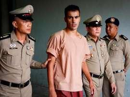 Hakeem Al Araibi será puesto en libertad. EFE