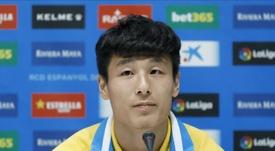 Las claves del gran éxito comercial y futbolístico de Wu Lei. EFE