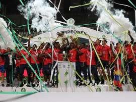 Ecuador se lleva el título. EFE