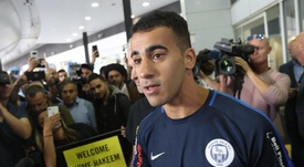 Hakeem Al Araibi ya está en Australia. EFE