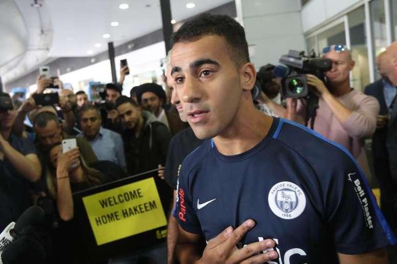 Al Araibi pasó dos meses en prisión. EFE