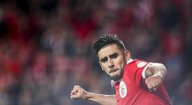 Salvio não tem planos para voltar à Argentina. EFE