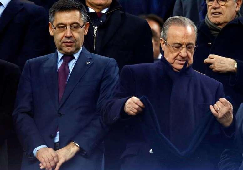 El Madrid es el club más valorado por el índice POWA. EFE/Archivo