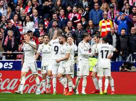 Levante v Real Madrid - Preview and possible line-ups. EFE