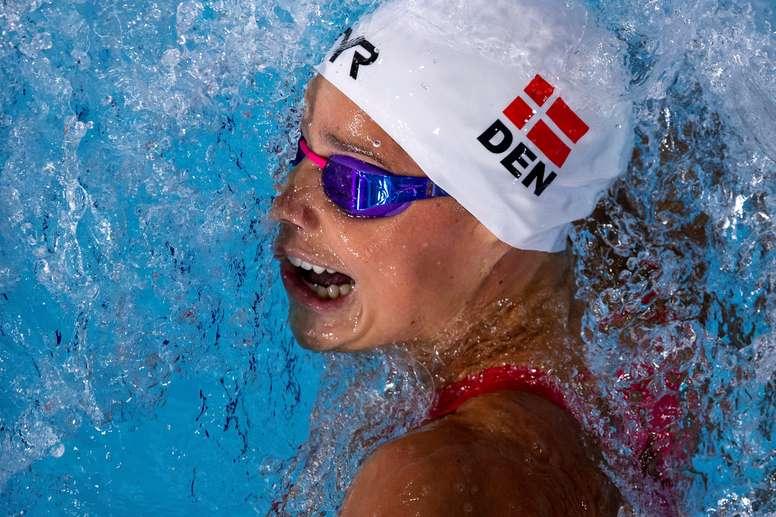 La nadadora danesa Pernille Blume. EFE/Archivo