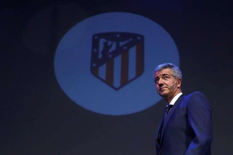 Gil Marin says Griezmann will sign for Barcelona. EFE/Archivo