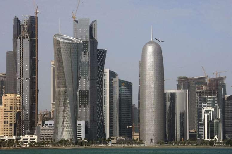 Imagen de archivo de Doha, Catar, sede de los campeonatos del mundo de atletismo en 2019. EFE/Archivo