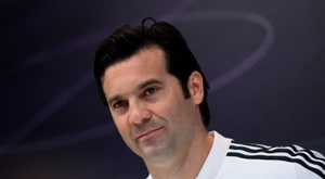 Solari donne raison à son capitaine. EFE