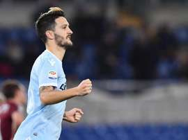 Luis Alberto sees Juve as the Serie A favourites. EFE
