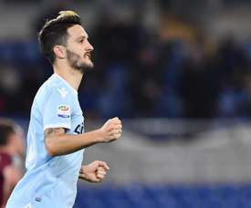 Luis Alberto is a doubt for the Juventus match. EFE