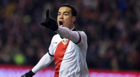 Anyone who wants Raul de Tomas will have to pay 35 million euros. EFE/Archivo