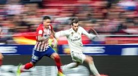 Bale no aprovechó la oportunidad en Ámsterdam. EFE/Archivo