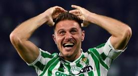 Joaquín igualó su mejor registro goleador en Primera tras seis años. EFE