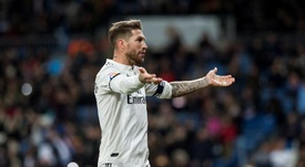 Juve could be looking to sign Ramos. EFE/Archivo