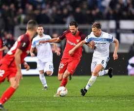 Pourquoi Séville joue l'Europa League un mercredi de Champions League ? EFE