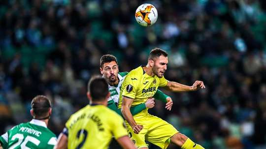 Prováveis onzes do Villarreal e do Sporting. EFE
