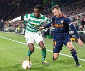 Boyata joins Hertha Berlin on free from Celtic. EFE