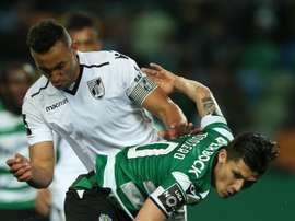 Freddy Montero deja el Sporting de Portugal. EFE/Archivo