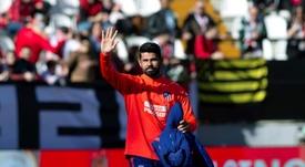 L'Atlético Madrid va devoir faire attention. EFE