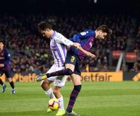 O atacante confessou que gostaria de jogar no Real Madrid. EFE