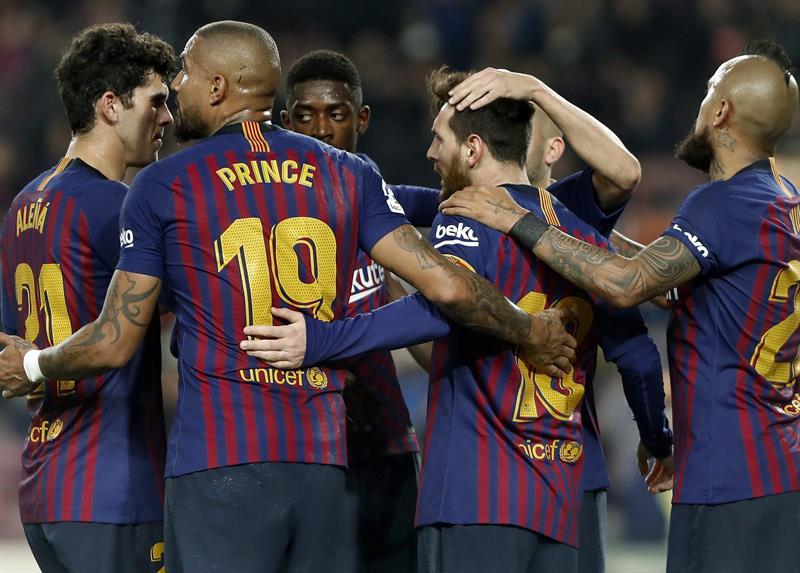 OL - Barça : Lyon concède le nul sur sa pelouse (0-0)