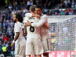 Alcoyano - Real Madrid: onzes iniciais confirmados. EFE