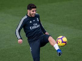 Asensio pourrait partir, mais pas à n'importe quelle condition. EFE/Archive