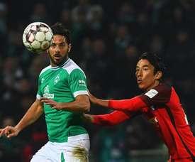 Claudio Pizarro pourrait retourner à l'Alianza Lima. EFE