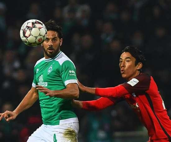 Pizarro, un goleador de leyenda. EFE