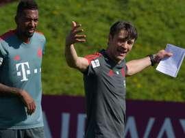 Boateng y Ribéry podrían viajar más tarde. EFE