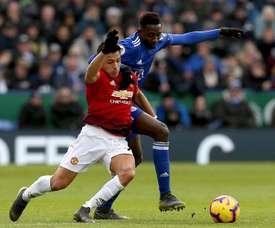 United want to sign Ndid. EFE