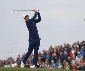 El golfista Justin Rose. EFE/Archivo