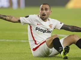 Le football russe sonde Aleix Vidal. EFE
