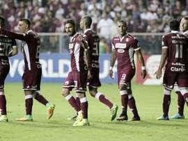 Saprissa se enfrenta a Tigres en la 'Concachampions'. EFE/Archivo