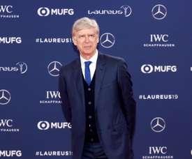 Arséne Wenger tem oferta do Vissel Kobe. EFE
