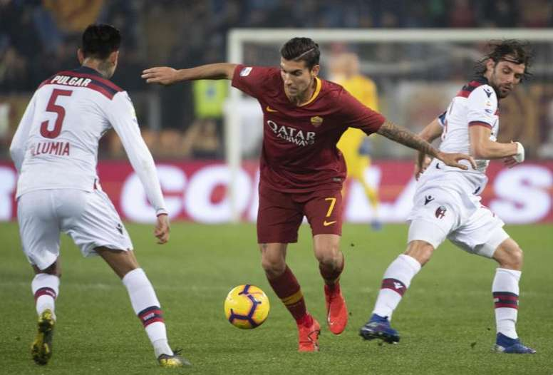 La Roma veut blinder Pellegrini. EFE