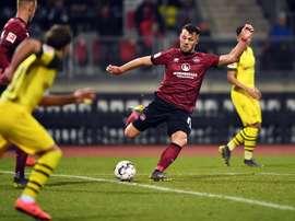 El Borussia vive su peor momento de la temporada. EFE