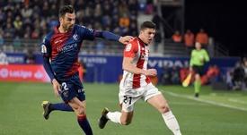 Enric Gallego sigue siendo el máximo goleador. EFE