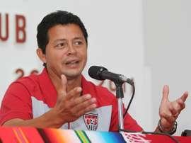 Cabrera alabó la solidez defensiva de los guatemaltecos. EFE