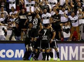 Olimpia venció 3-0 a Deportivo Capiatá. EFE/Archivo