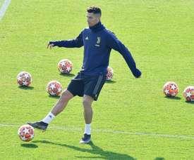 Cristiano Ronaldo de retour plus en forme que jamais. EFE