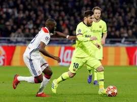 Messi no pudo ser el factor diferenciador. EFE